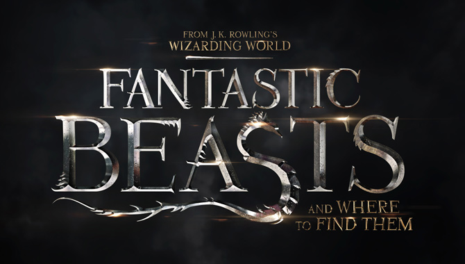 Get Your First Look At JK Rowling's 'Fantastic Beasts' Starring Eddie Redmayne [Pictures]