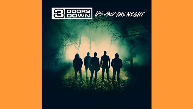 3 Doors Down - Us And The Night Album Review