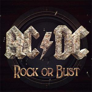 AC~DC  Rock Or Bust Album