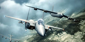 Ace Combat: Assault Horizon Review, Xbox 360