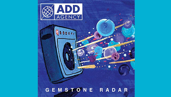 ADD Agency Gemstone Radar Album