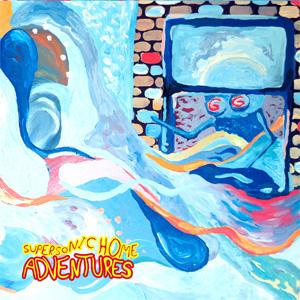 Adventures - Supersonic Home Album Review