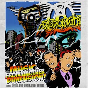Aerosmith - Music From Another Dimension Album Review Album Review