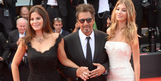 Al Pacino VIFF 2014