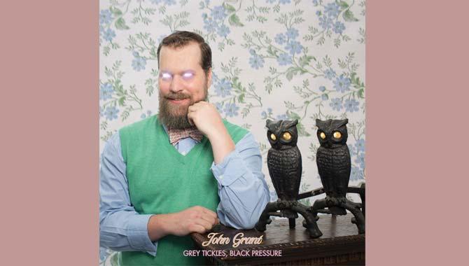 Andrew Lockwood's top album of 2015 - John Grant - Grey Tickles/Black Pressure