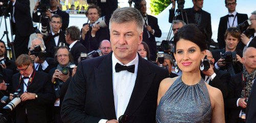 Alec Baldwin and Wife