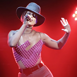 Alicia Keys - MEN Arena 24th May 2013 Live Review Live Review