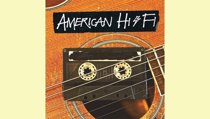 American Hi-Fi - American Hi-Fi Acoustic Album Review