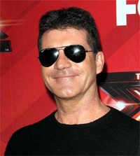 Simon Cowell. FOX's The X Factor Press Conference held at the CBS Studios. Los Angeles, California - 19.12.11.