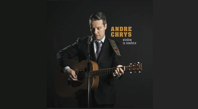 Andre Chrys Window To Nowhere Album