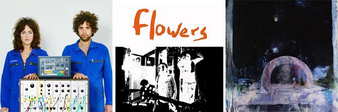 Joan As Policewoman and Benjamin Lazar Davis, Flowers and Daughter