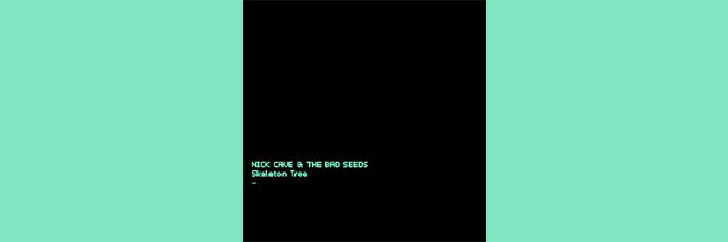 Nick Cave - Skeleton Tree