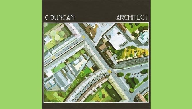 Andy Peterson's album of 2015 - C Duncan - Architect