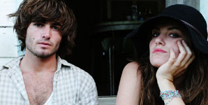 Angus & Julia Stone - The Ruby Lounge, Manchester 21 April 2010