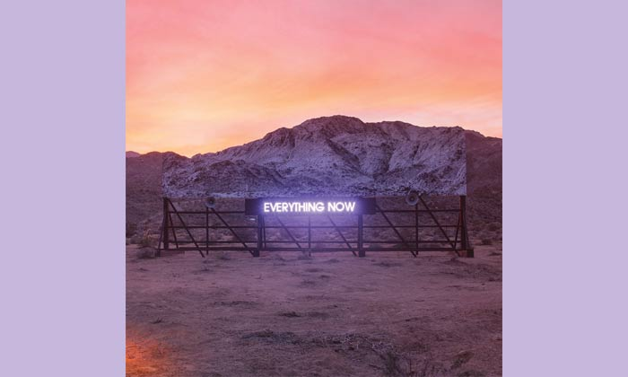 Arcade Fire - Everything Now Album Review