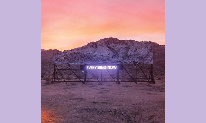 Arcade Fire Everything Now Album
