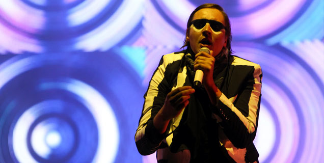 Arcade Fire at Glastonbury