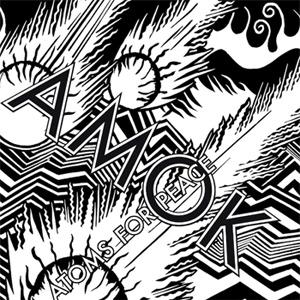 Atoms For Peace Amok Album