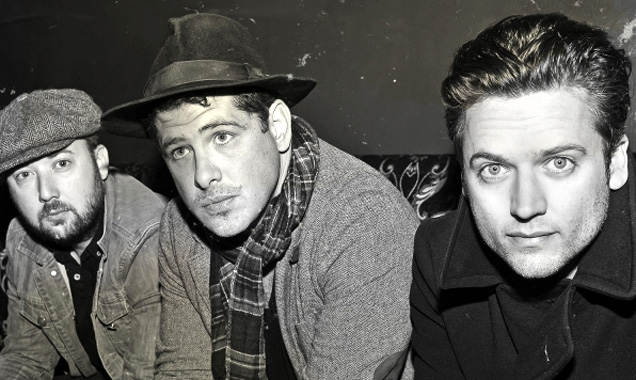 Interview with Augustines January 2014