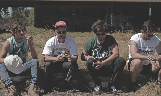 An Interview with Bad//Dreems at Live At Leeds 2015