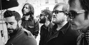 Band of Horses, Interview September 2012