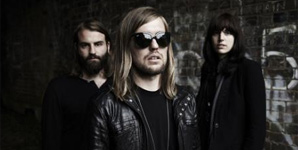 Band of Skulls - Devil Takes Care Of His Own - Video