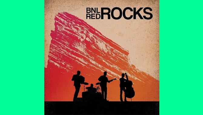 Barenaked Ladies - BNL Rocks Red Rocks Album Review