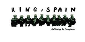 King Of Spain - Battleships & Aeroplanes Album Review