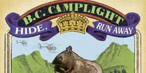 BC Camplight - Hide
