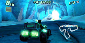 Ben 10: Galactic Racing Preview - Xbox 360, PS3, Wii, Nintendo DS