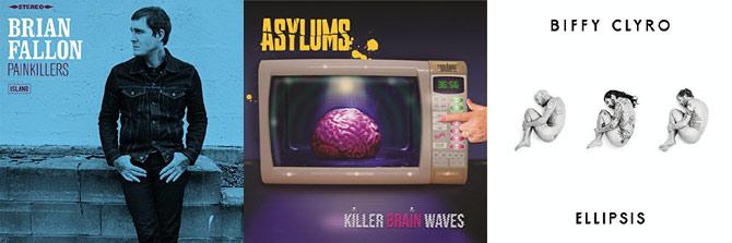 Brian Fallon, Asylums, Biffy Clyro