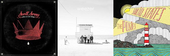 Scott Sorry, Weezer, The Posies