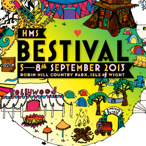 Bestival 2013  - Live Review Live Review