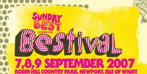 Bestival 2007 Live Review