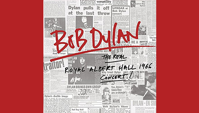 Bob Dylan - The Real Royal Albert Hall 1966 Concert Album Review