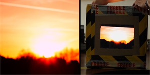 Boxes - Red Skies Video