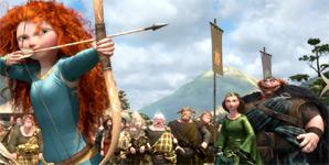 Brave, Teaser Trailer