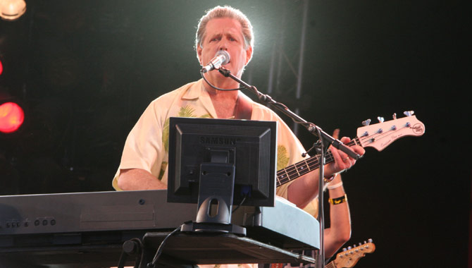 Brian Wilson Presents Pet Sounds - Royal Albert Hall, 28 October 2016 Live Review