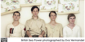 Interview with British Sea Power