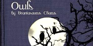 Brontosaurus Chorus Owls Album