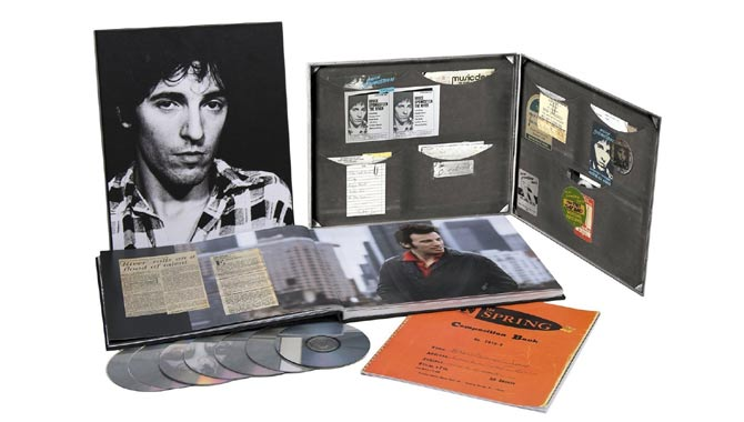 Bruce Springsteen The Ties That Bind: The River Collection Album