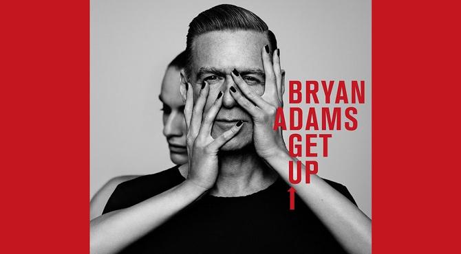 Bryan Adams Get Up Album