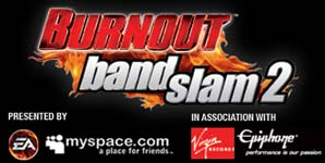 Bands Battle it Out in EAs Burnout Bandslam