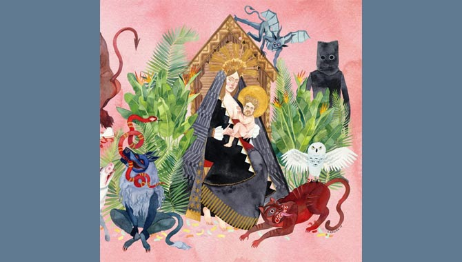 Ben Walton's top album of 2015 - Father John Misty - I Love You, Honeybear