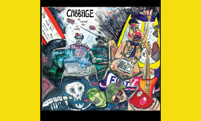 Cabbage Celebration Of A Disease EP Review