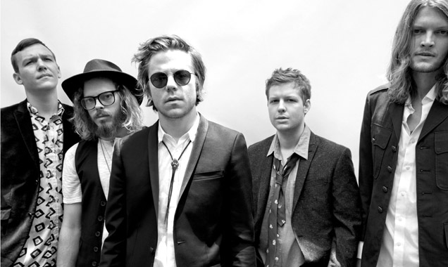 Interview with Cage The Elephant February 2014