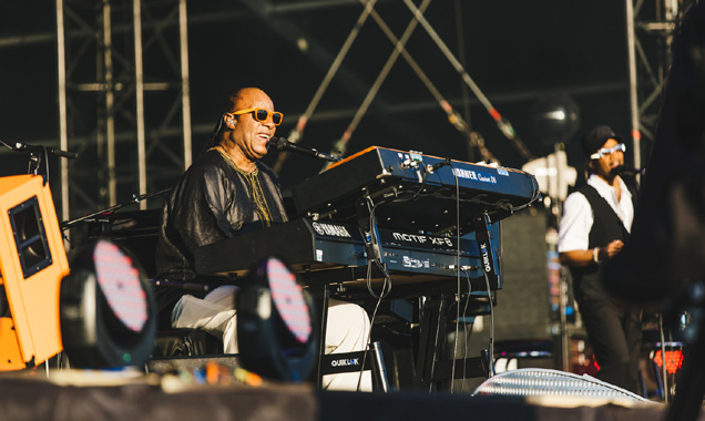Calling Festival - Stevie Wonder, London, June 29 2014