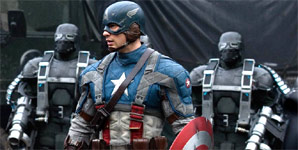 Captain America: The First Avenger, Trailer