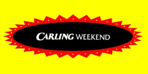 The Carling Weekend
