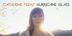 Catherine Feeny - Hurricane Glass (Tall Grass)